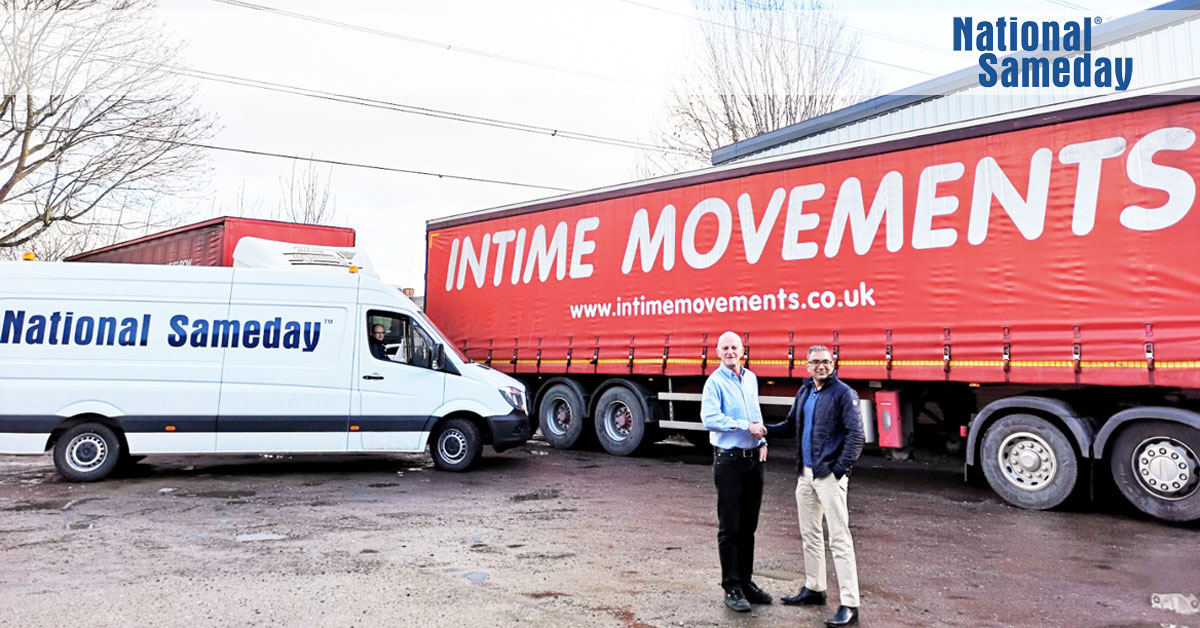 National Sameday Acquire In Time Movements - Storage and Warehousing Heathrow Airport