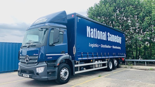 owner drivers sameday couriers jobs