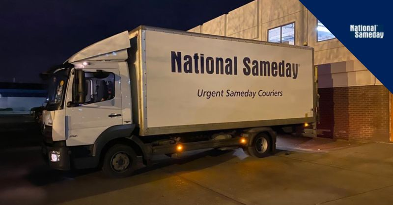 National Sameday Next Day Deliveries