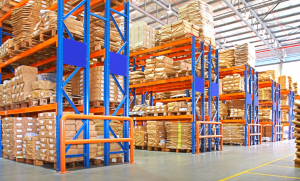 Storage and Warehousing with access to Sameday Transport